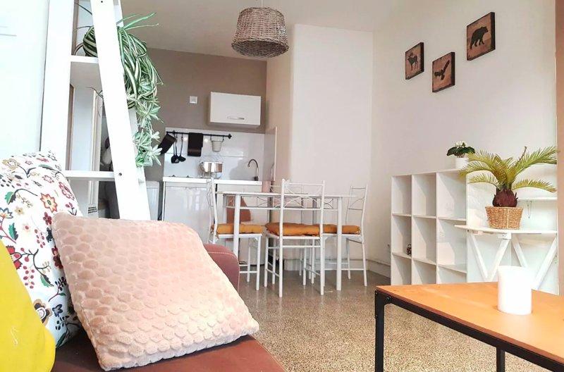 100% rénové et équipé à neuf, proche hyper centre. Calme et lumineux., holiday rental in Saint-Hilaire-Saint-Mesmin