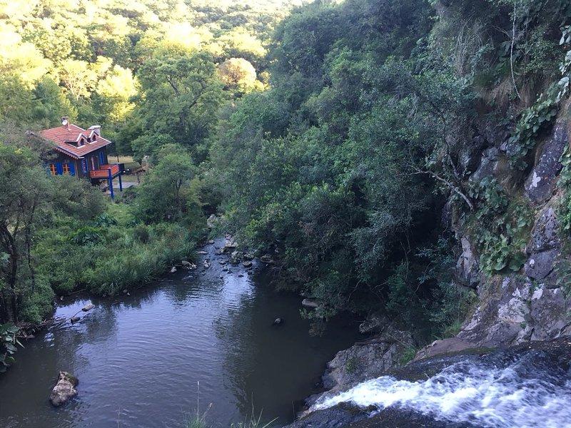 Loft - Moinho do Rio Segredo, vacation rental in Ipe