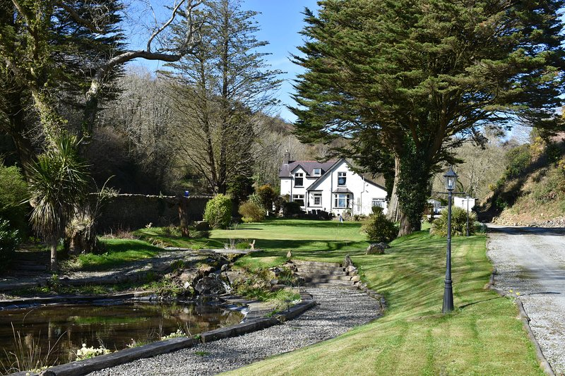 Glynllifon House Luxury Country Living, location de vacances à Pwllheli