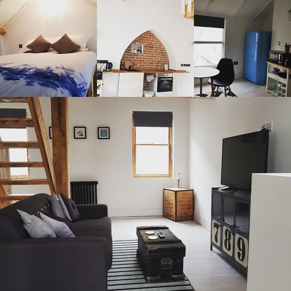Loft apartment, location de vacances à Ilfracombe