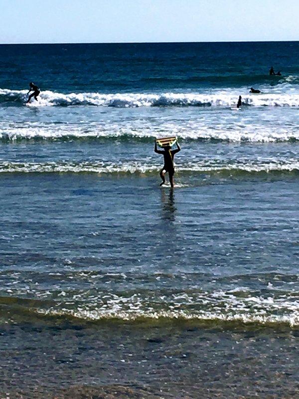 Perfekt för Surfing