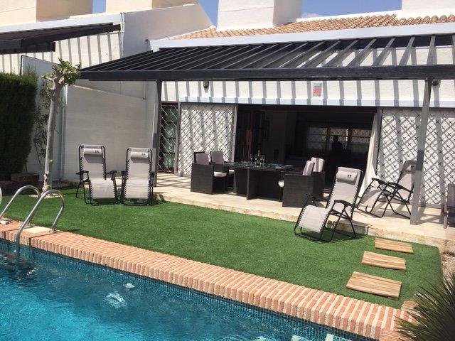 Holiday Villa in Pereleja Golf, location de vacances à Lo Rufete