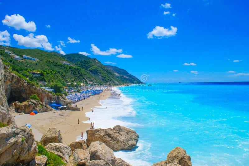 Kathisma beach is less than 20 minutes away