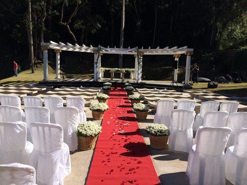 Espaço para Eventos - Casamentos / Confraternizações, location de vacances à Atibaia