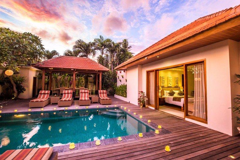 Villa Seriska Dua, Sanur, Ferienwohnung in West Bali National Park
