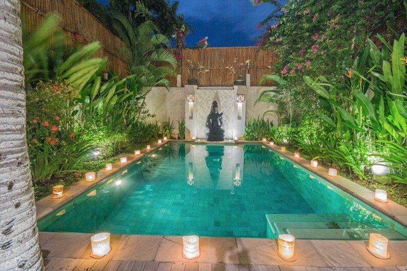 Villa Seriska Satu, Seminyak, holiday rental in Kuta District