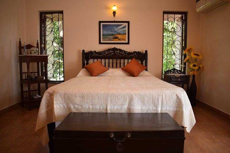 Luxury Homestay near Benaulim beach, holiday rental in Benaulim