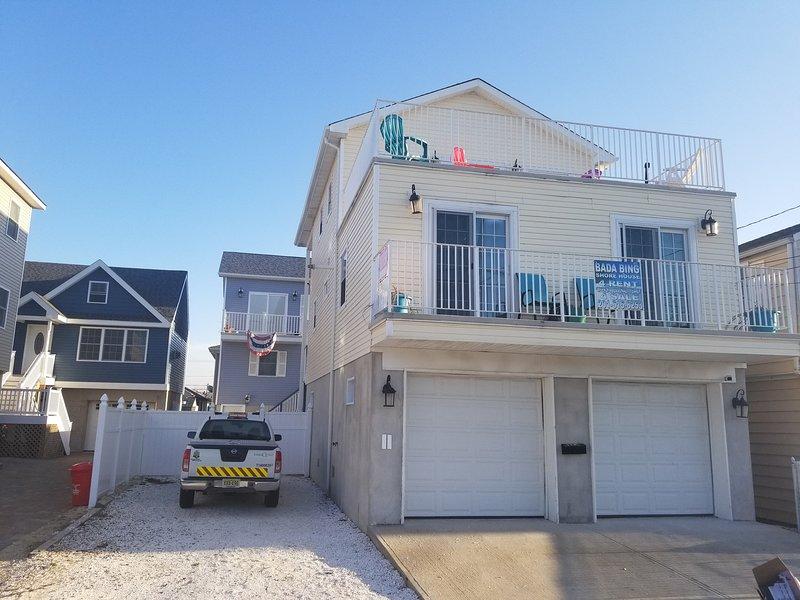 Bada Bing Shore House Lux Family Rental 4 Br 2 Stone
