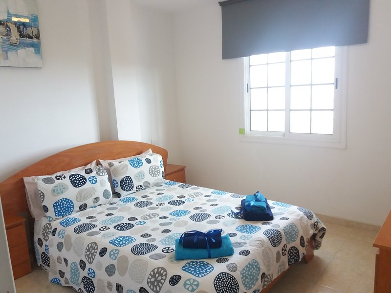 Lovely two bedroom fully equipped apartment 10 minutes walk from beach. – semesterbostad i Callao Salvaje