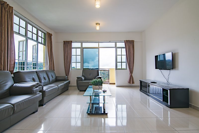 Cameron Highlands Apartment (Crown Imperial) B 413, holiday rental in Brinchang