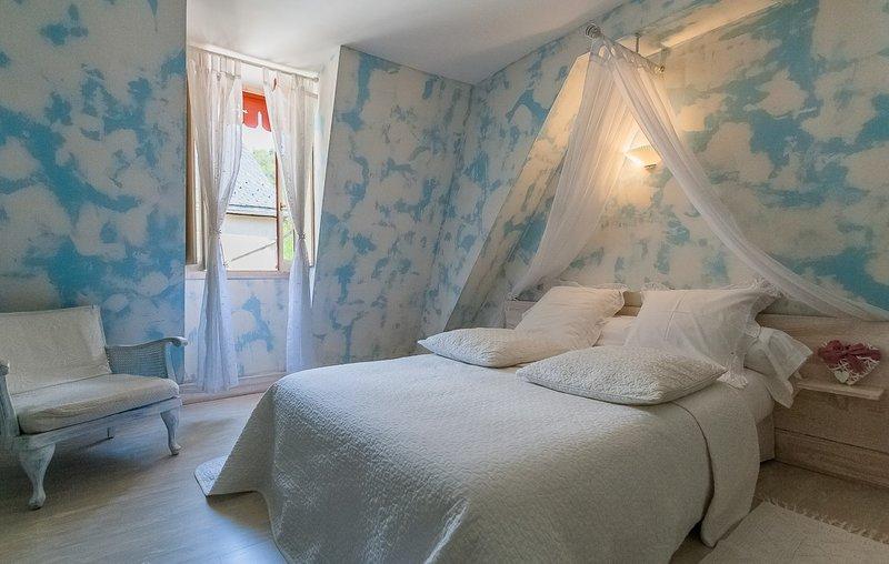 Chambres d'hôtes Au cœur du chemin, Ferienwohnung in Buzan