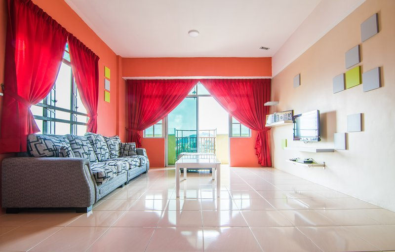 Cameron Highlands Homestay (Crown Imperial) A8-10, vacation rental in Cameron Highlands