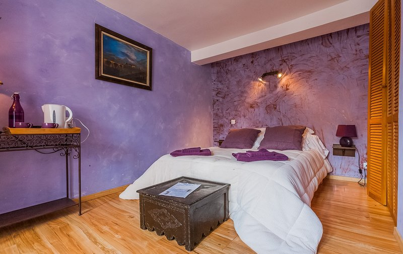 Chambre Belle vue, holiday rental in Buzan