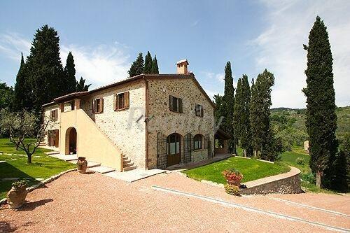 Agriturismo Podere Casciano, alquiler vacacional en Chianni