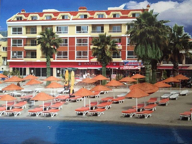 Erol Sea View Dublex Home, holiday rental in Marmaris