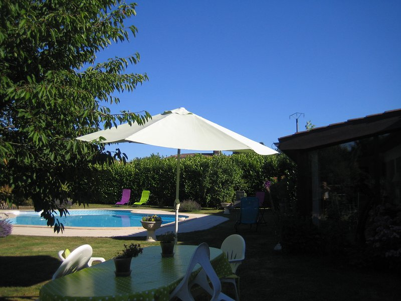 Les chambres de Sauviolle, holiday rental in Cessac