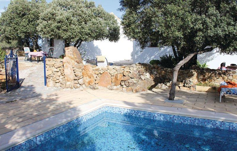Casa rural El Jaral 1, location de vacances à Zahara de la Sierra
