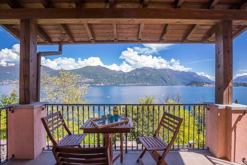 Sonenga Vista Magnifico, vacation rental in Menaggio