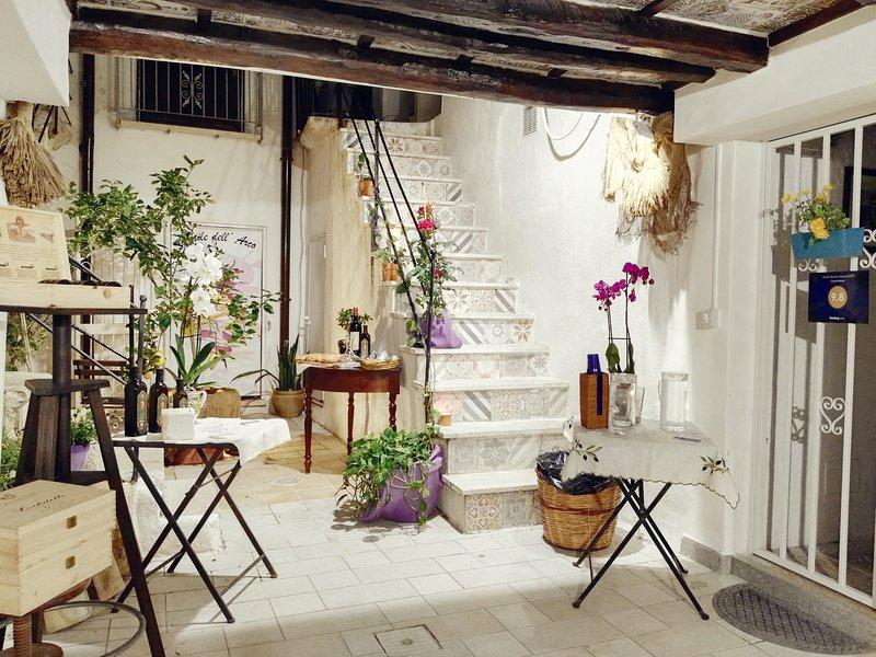 ControVento appartamento vacanze, holiday rental in Trapani