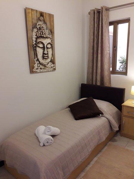 Ideal Single Room, vacation rental in Salina