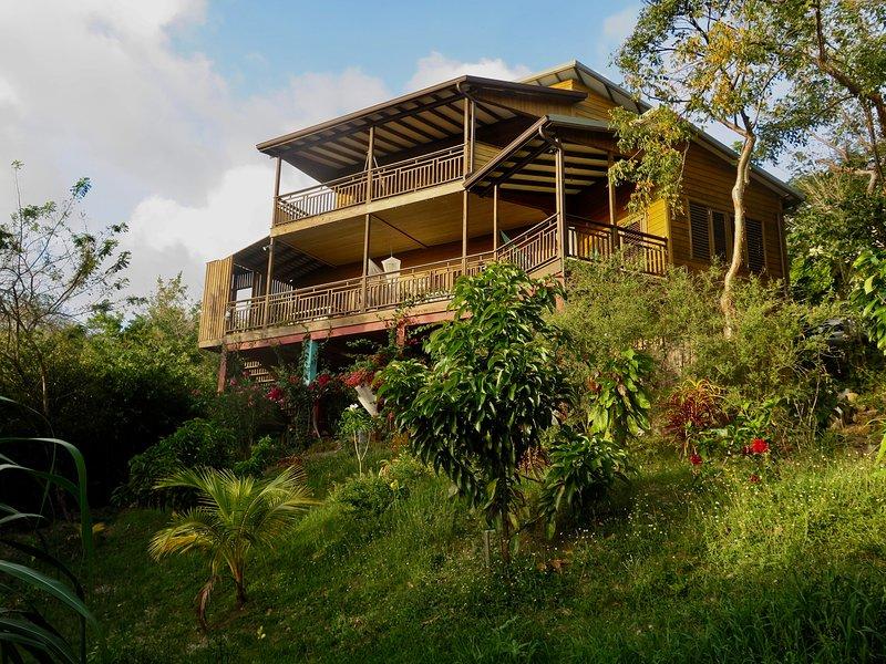 Zandolie house