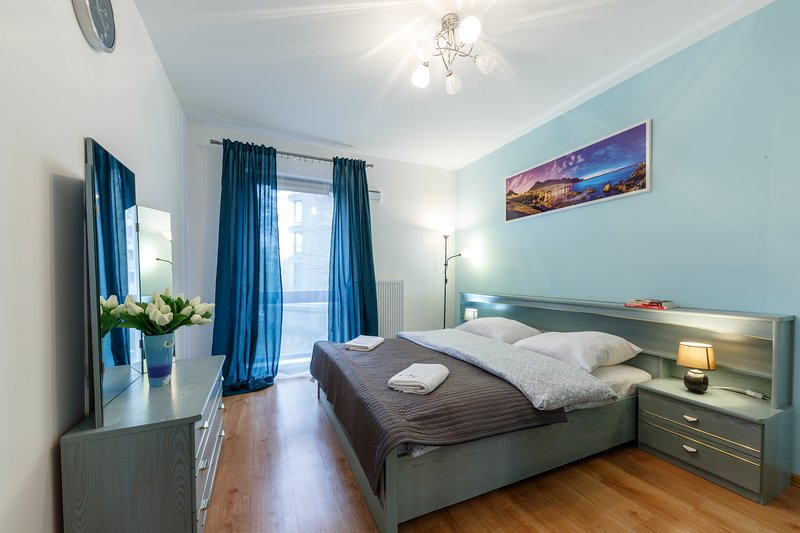 Apartment FAMILY, vacation rental in Warsaw