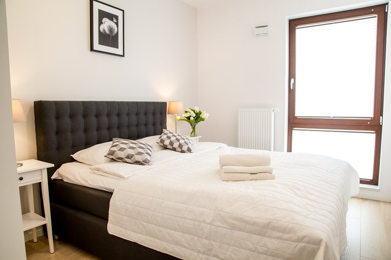 Apartment EXCLUSIVE, vacation rental in Warsaw