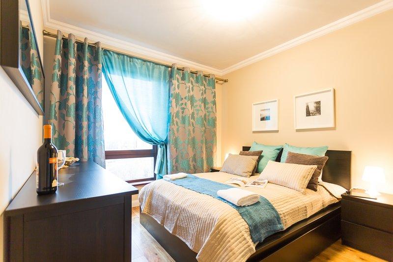 Apartment WIDOK, vacation rental in Warsaw