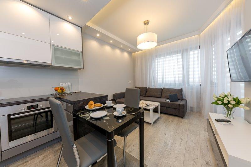 Apartment GLAMOUR, Ferienwohnung in Czosnow