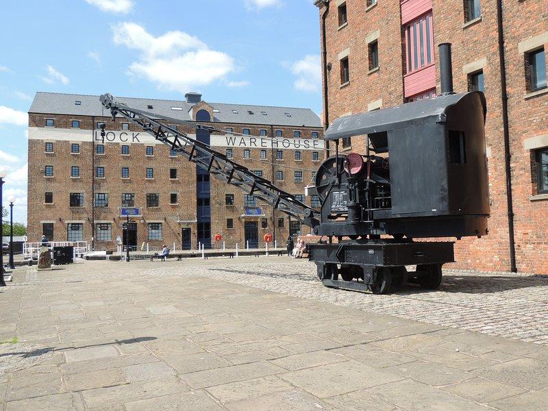 Gloucester Docks Apartment