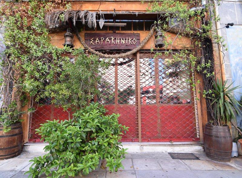 Uno de los restaurantes de nuestro barrio.