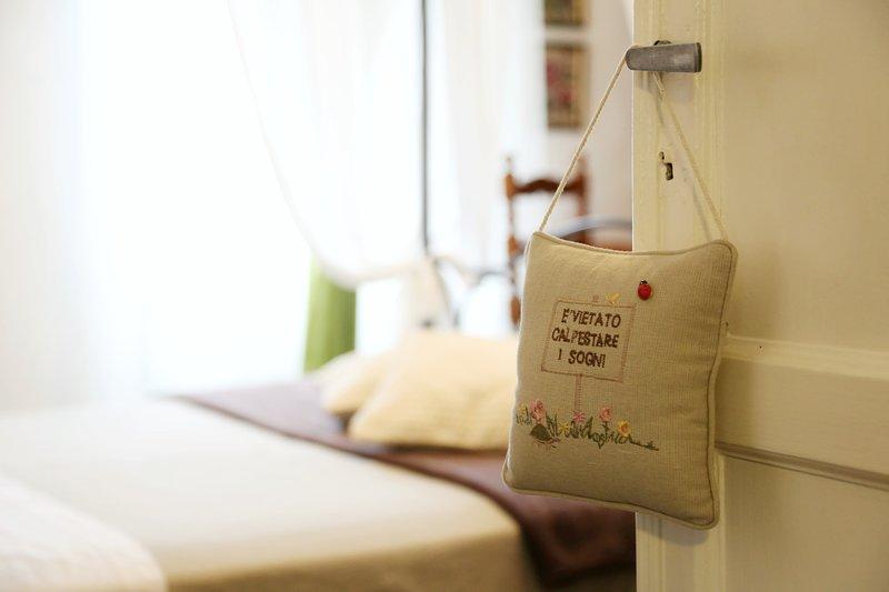 Ca' di Ro, Casa vacanza a San Rocco di Camogli - Parco Nazionale di Portofino, vacation rental in Camogli