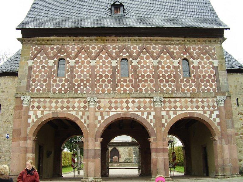 Lorsch King's Hall UNESCO World Heritage