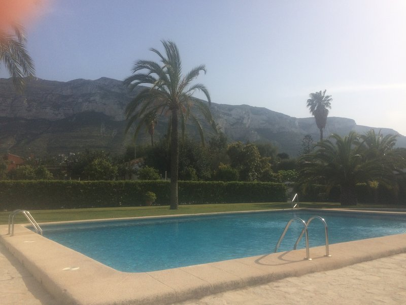 MONTGO VIEW FROM THE POOL