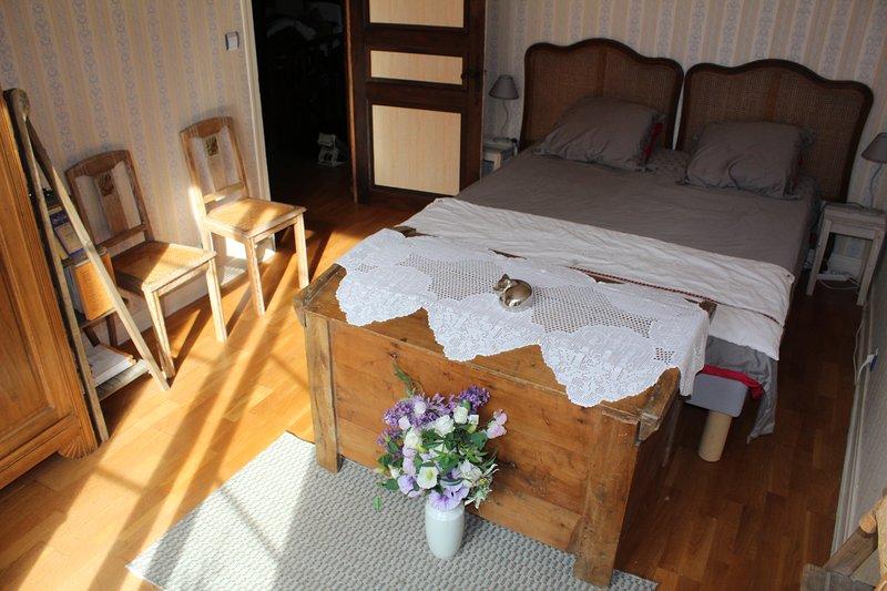 LA MAISON D'HELENE VAL DE BESBRE, vacation rental in Allier