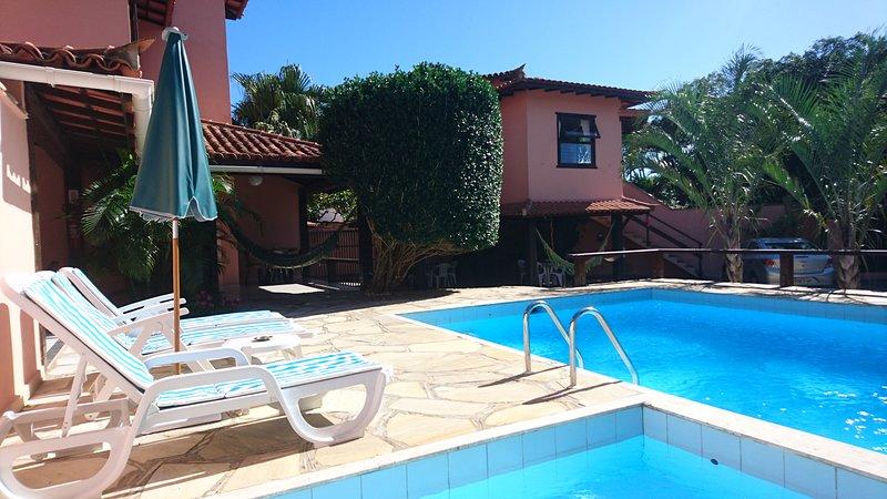 Domus 7 - 2 bedrooms duplex house, alquiler vacacional en Búzios
