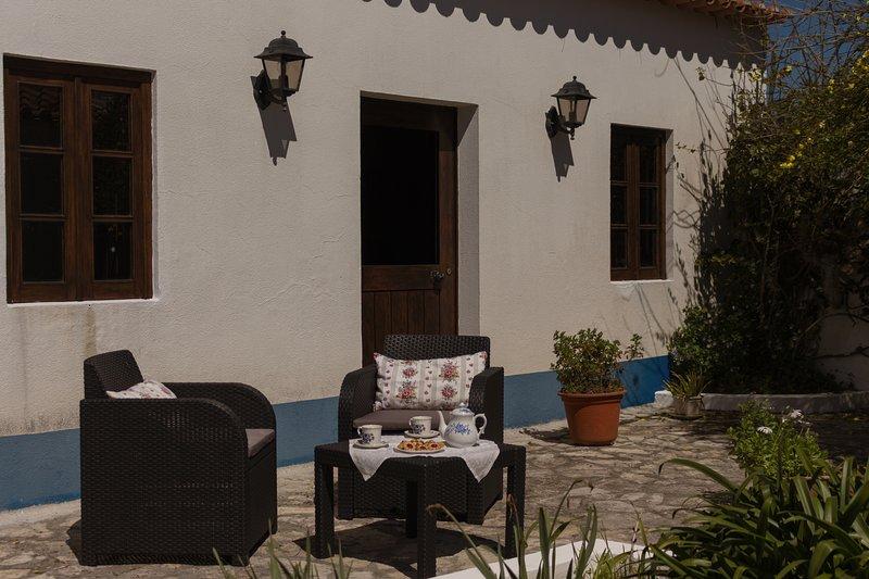 Casa Rústica, location de vacances à Salir de Matos