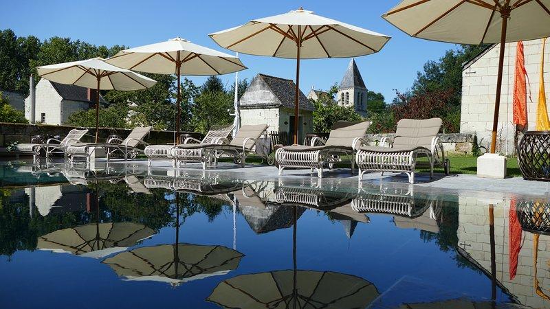 Les Guest Houses de La Marine de Loire, aluguéis de temporada em Varennes sur Loire
