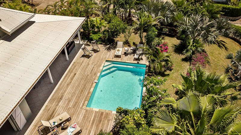 Palm Villas: ubicación villa martinique