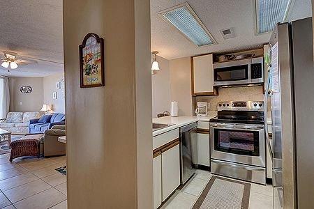 Área da cozinha