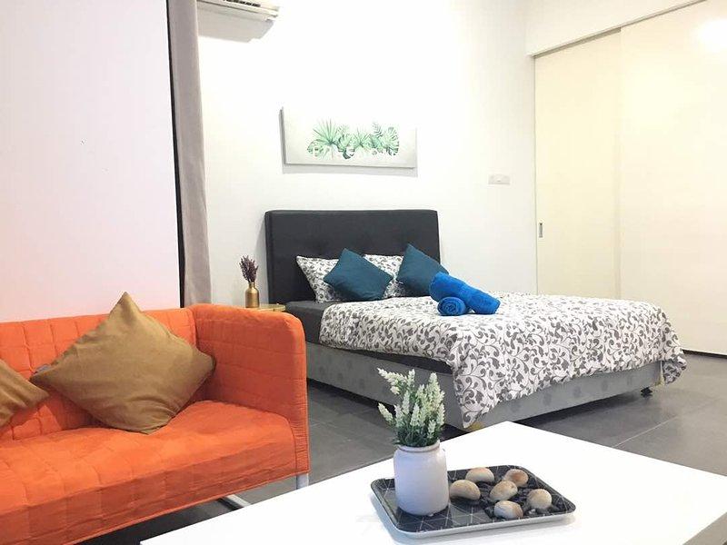 Farlyn Cheeky Sleek Empire Damansara, aluguéis de temporada em Sungai Buluh
