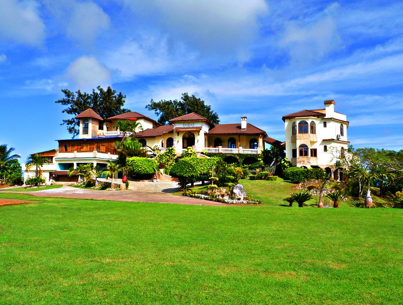 The Golden Dolphin Estate. On the north coast of the Dominican Republic., vacation rental in Maria Trinidad Sanchez Province