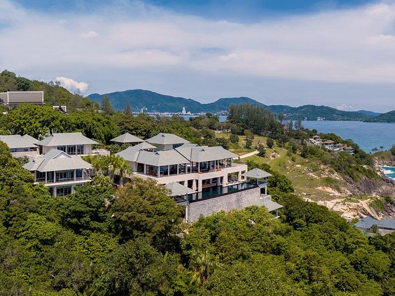 Baan Paa Talee Estate, 9BR, Kamala, aluguéis de temporada em Kathu