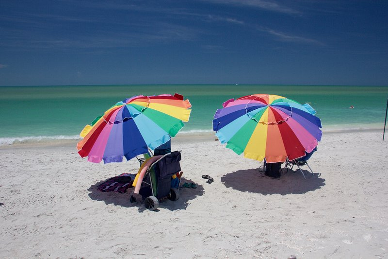 Le condo est complet avec tout le matériel de plage, vous aurez besoin!