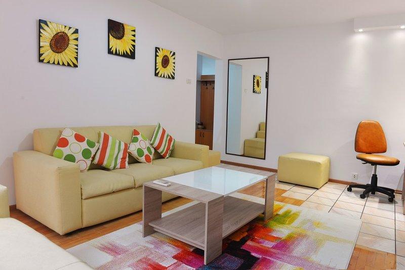 Beller 2 - 1 bedroom apartment, aluguéis de temporada em Snagov