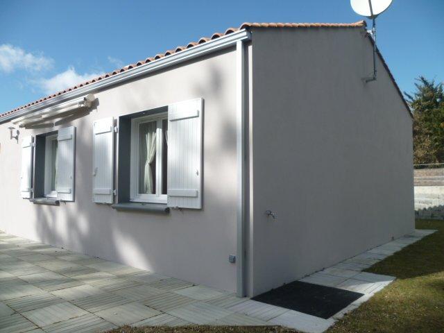 Nice house with garden & terrace, vacation rental in Saint-Jean-de-Monts