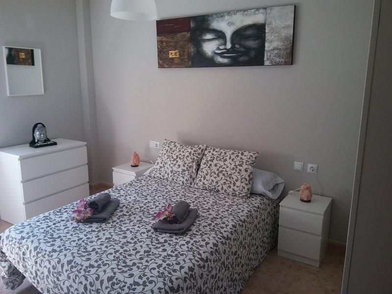 El Rincon del Relax - piso acogedor, comodo y luminoso, vakantiewoning in Rincon de la Victoria