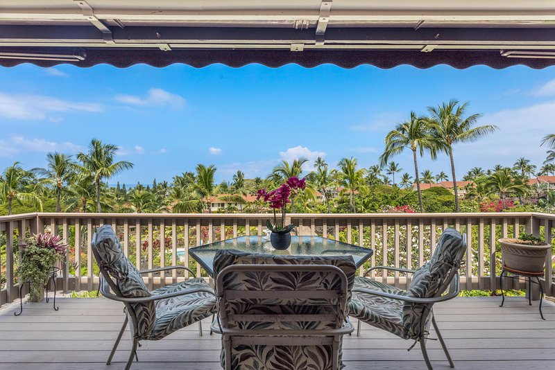 Beautiful Tropical Views from your Lanai