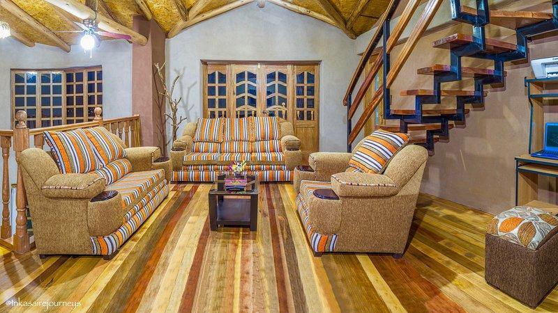 Living Room on level 2