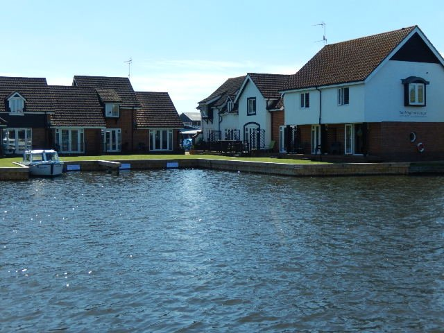 Puffin cottage is at the centre of the Broads, location de vacances à Salhouse